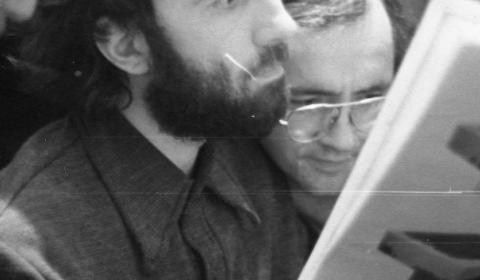 Борис Останин на вручении премии за 1979. Источник: https://www.facebook.com/kirill.kozyrev.18/posts/1525095367568570