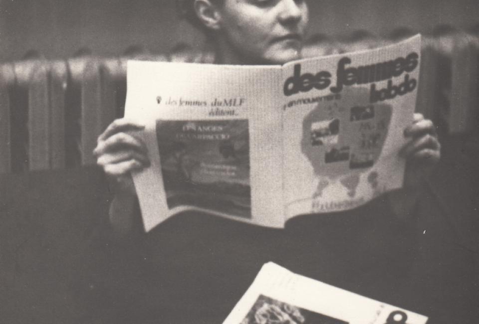 Татьяна Горичева  Источник: Архив Исследовательского центра Восточной Европы при Бременском университете