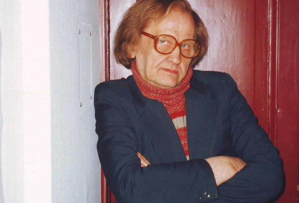 Игорь Бугославский. Фото 2004. Архив НИЦ «Мемориал»