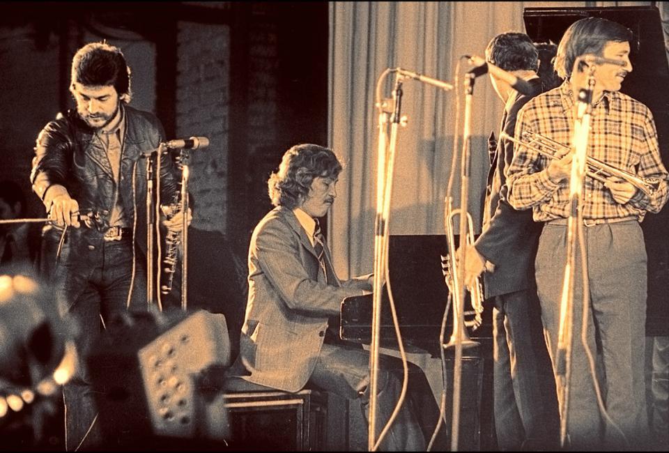 Ленинградский джаз, 70е. Источник: http://fotokto.ru/photo/view/6046630.html
