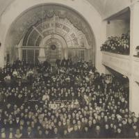 Дом евангелия, 1910-30, 24 линия Васильевского острова