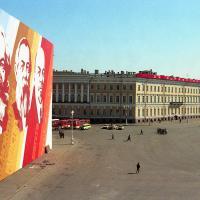 Дворцовая площадь, 1989. Источник: https://pastvu.com/p/151318